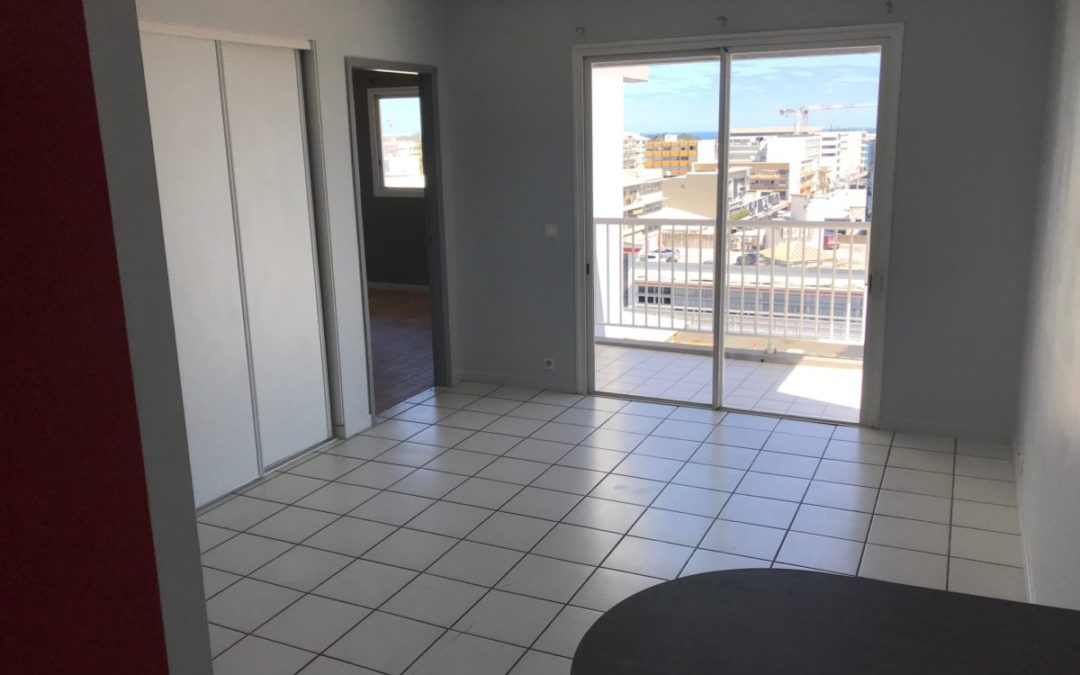 APPARTEMENT F2 – CENTRE VILLE