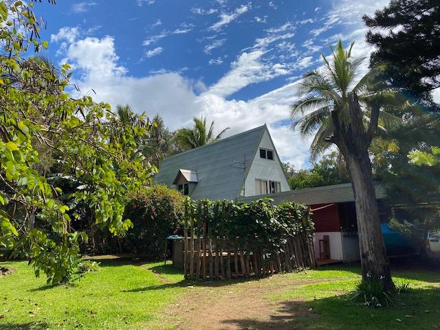 VILLA F4  + bungalow à LA COULEE (Mont-Dore) à la VENTE