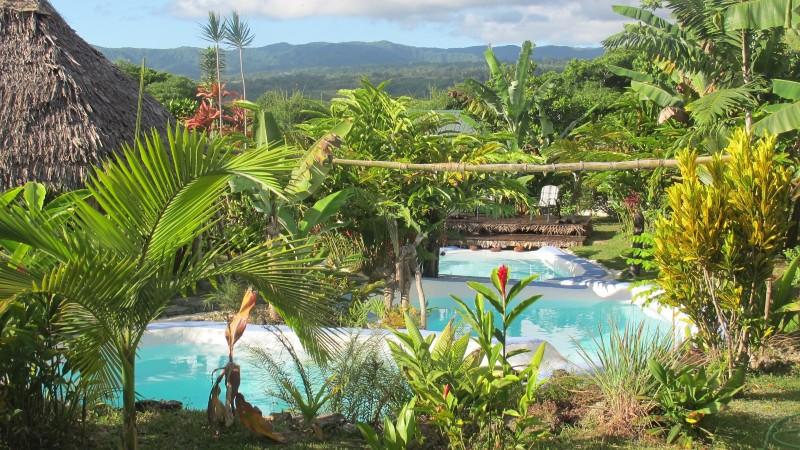 LODGE TOURISTIQUE à la Vente à PORT-VILA (Vanuatu)